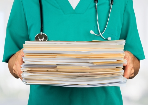digitization healthcare documents